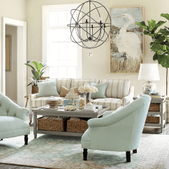 Beach Theme Decorating Ideas For Living Rooms Images Of With Dark Hardwood Floors 34 Best And Coastal Designs 2019 Sand Seashells Soft Themed Undertones