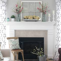 Grey Country Style Living Room Ideas Ranch Photos 35 Best Farmhouse Decor And Designs For 2019 Light Feminine Fireplace Display
