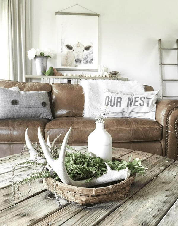 country primitive sofa tables set design wood 35 best farmhouse living room decor ideas and designs for 2019