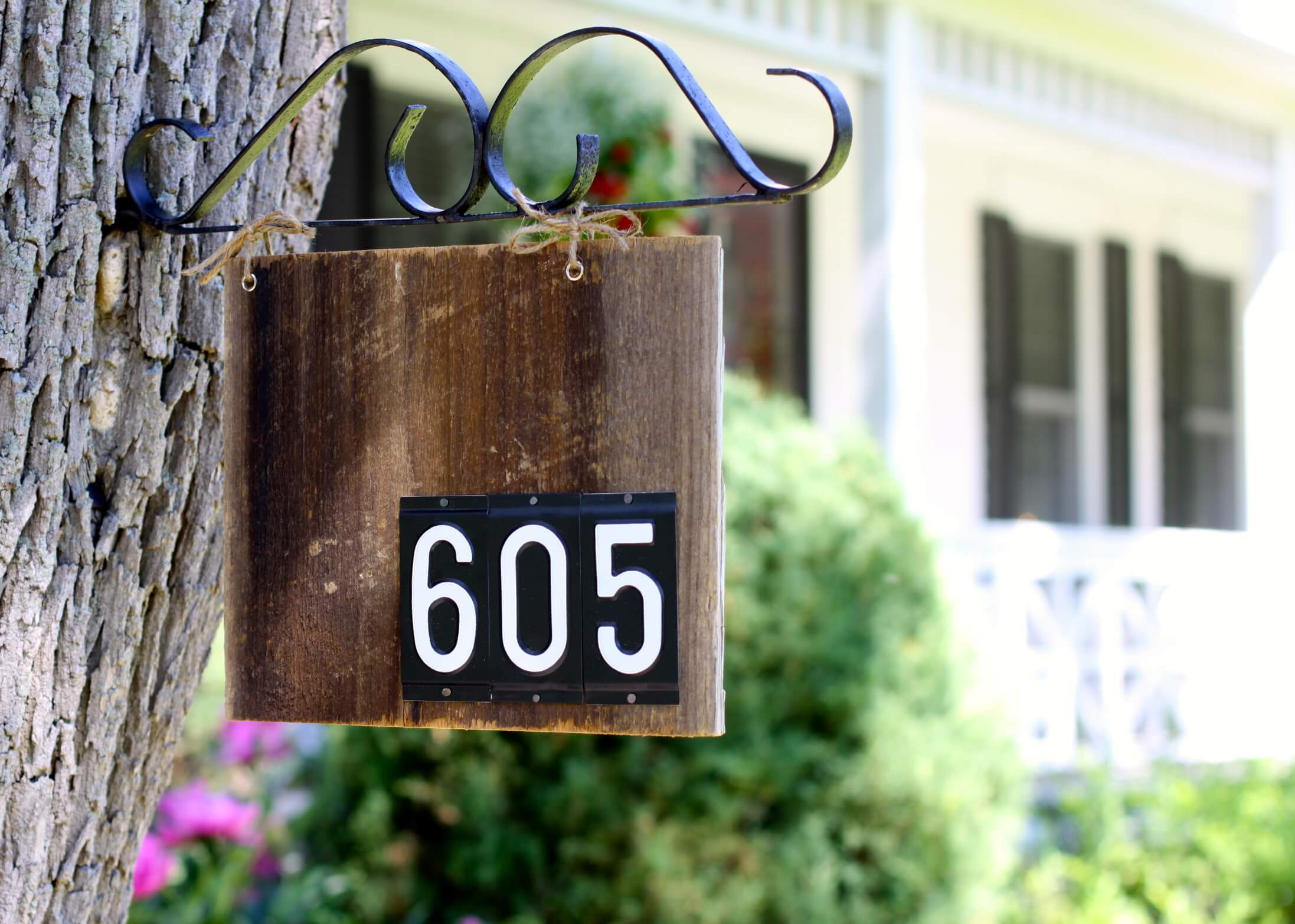 33 Best Creative House Number Ideas And Designs For 2017