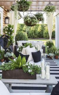 Outdoor Decor: 13 Amazing Curtain Ideas for Porch and ...