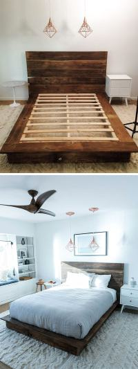34 DIY Reclaimed Wood Projects (Ideas and Designs) for 2018