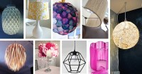 diy lampshade ideas - Do It Your Self