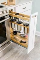 45+ Best Small Kitchen Storage Organization Ideas and ...
