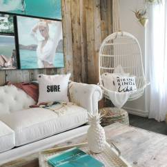 House Of Turquoise Living Room Wall Cabinets For 32 Best Beach Interior Design Ideas And Decorations 2019 Wood Inspirations