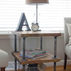 Diy Living Room Side Tables Retro Style Furniture 25 Best Table Ideas And Designs For 2019 Repurposed Industrial