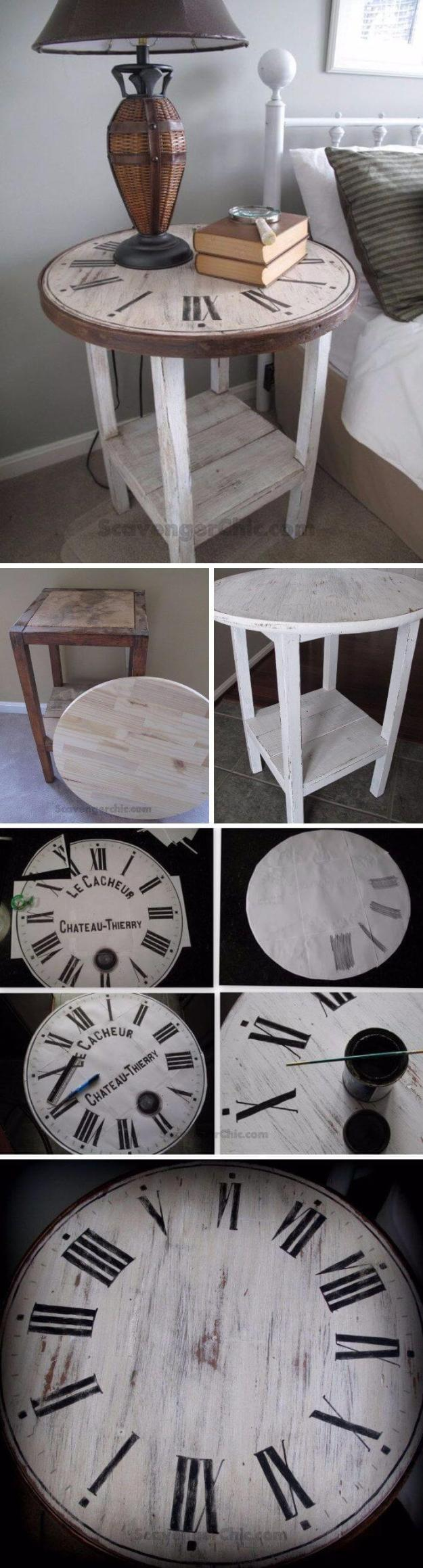 25+ best diy side table ideas and designs for 2018