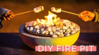 17 Best DIY Table Top Fire Bowls (Ideas and Designs) for 2018