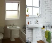 inexpensive bathroom makeovers