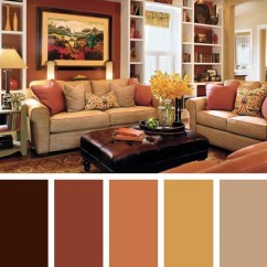 Color For Living Rooms Room Designs With Brown Leather Sofas 11 Best Scheme Ideas And 2019 5 Harvest Spice Everything Nice