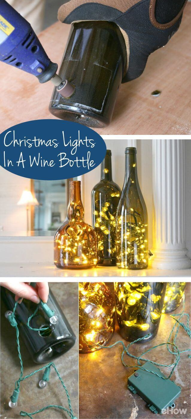 37 Best Repurposed DIY Wine Bottle Craft Ideas and Designs for 2020