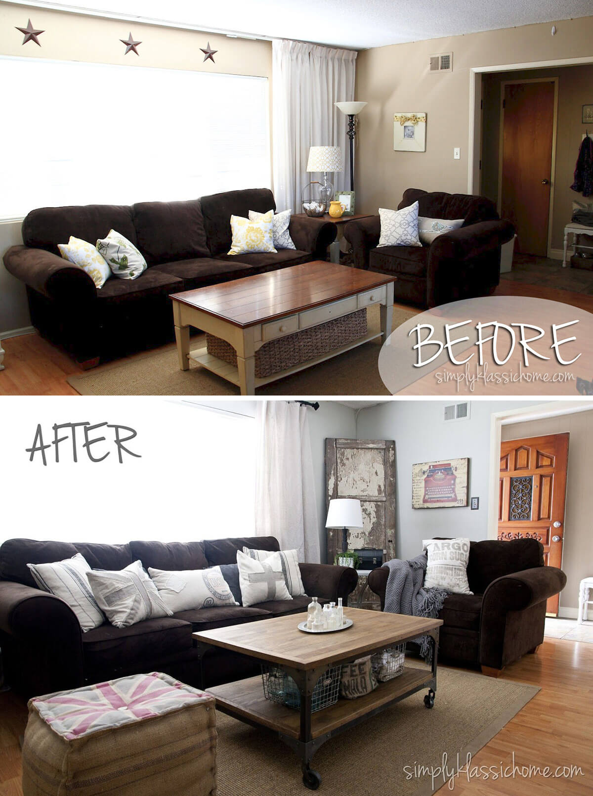living room decorating ideas cheap best way to decorate a small 26 budget friendly makeover for 2019 16 little changes big impact