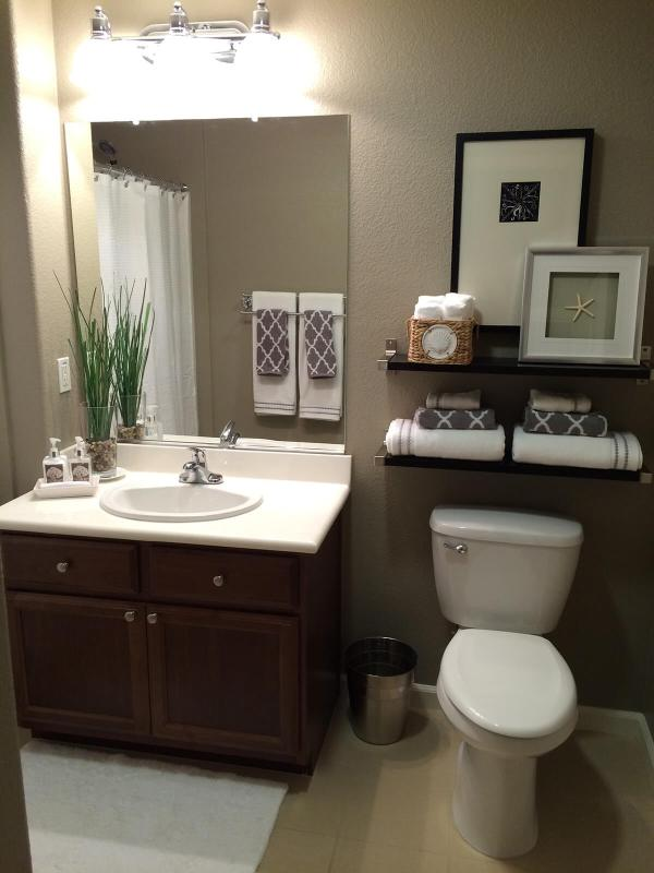 Over Toilet Storage Ideas And Design 2019