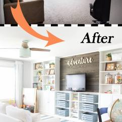Ideas To Decorate Living Room Cheap Furniture Traditional Style 26 Best Budget Friendly Makeover For 2019 A Modern Family