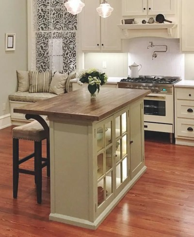 23 Best DIY Kitchen Island Ideas and Designs for 2019