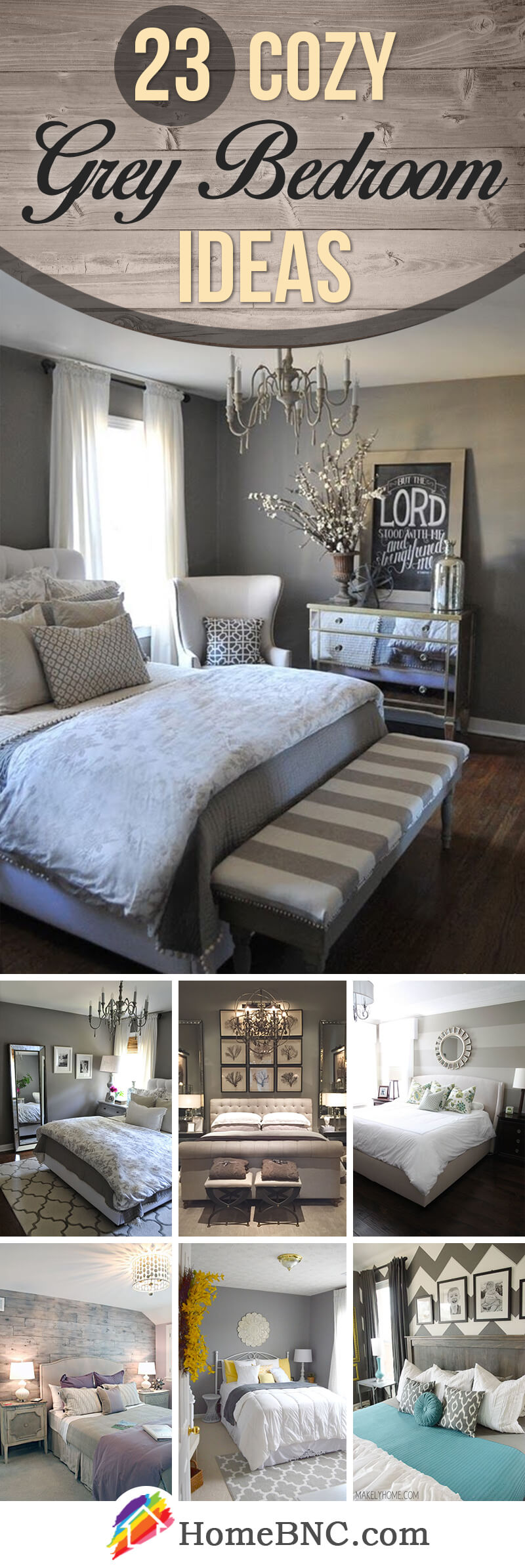 23 Best Grey Bedroom Ideas And Designs For 2020