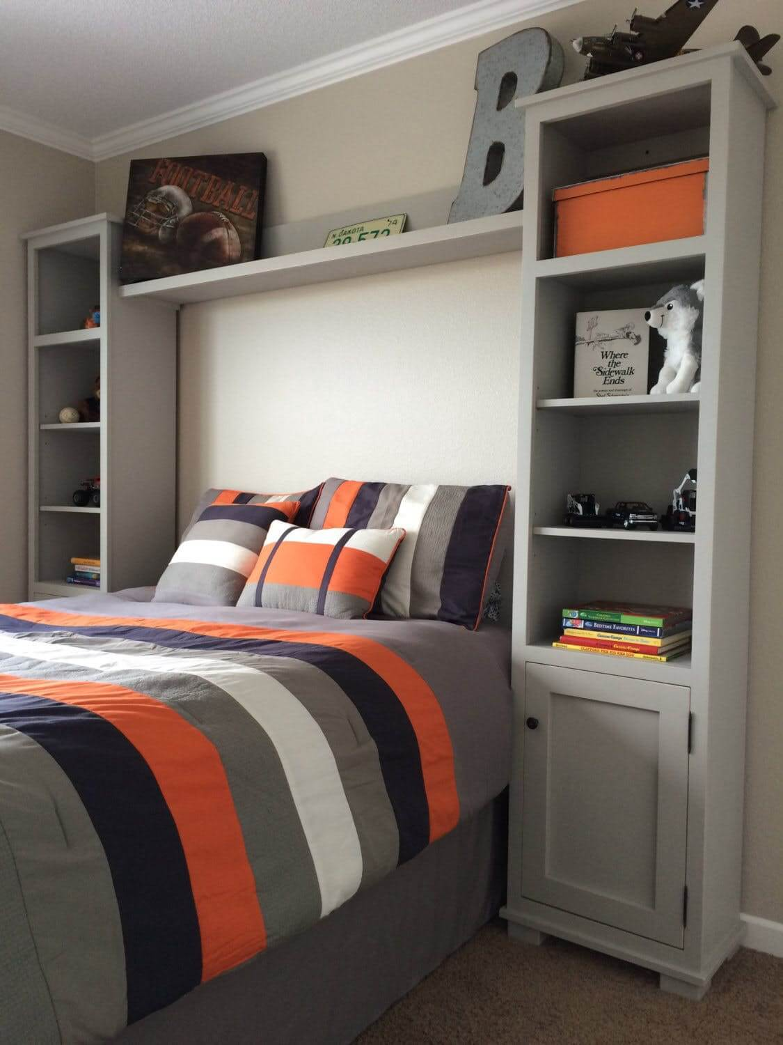 33 Best Teenage Boy Room Decor Ideas And Designs For