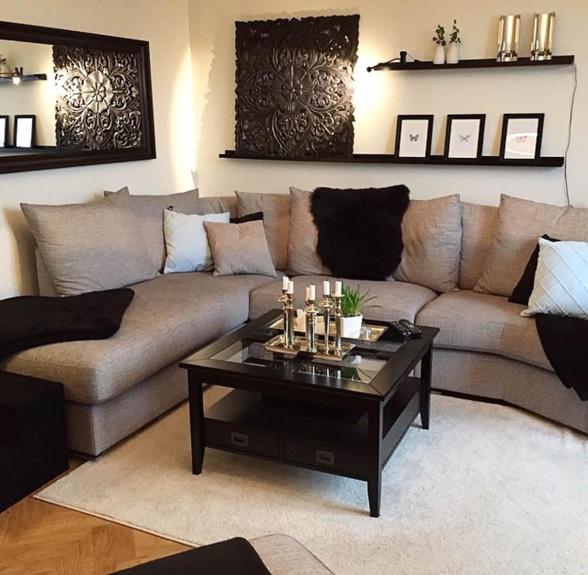 nice living rooms ideas green room furniture 23 best beige design for 2019 masculine meets feminine lounge