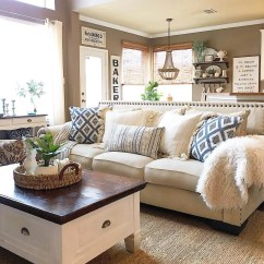 Living Room Decorating Ideas Beige Couch Minimalist Small Space 23 Best Design For 2019 Our Favorite Country Cottage Look