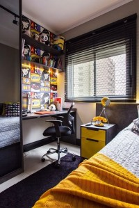 33 Best Teenage Boy Room Decor Ideas and Designs for 2018