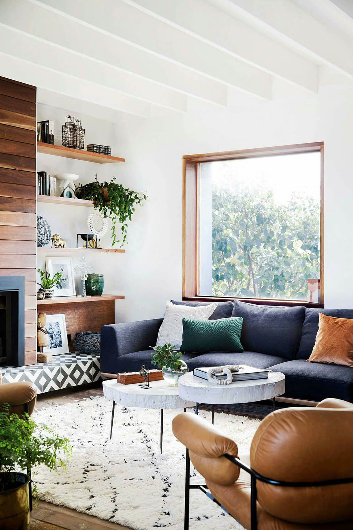 26 Best Modern Living Room Decorating Ideas and Designs for 2019