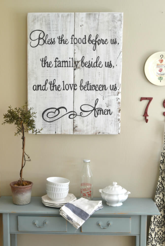 36 Best Kitchen Wall Decor Ideas and Designs for 2019