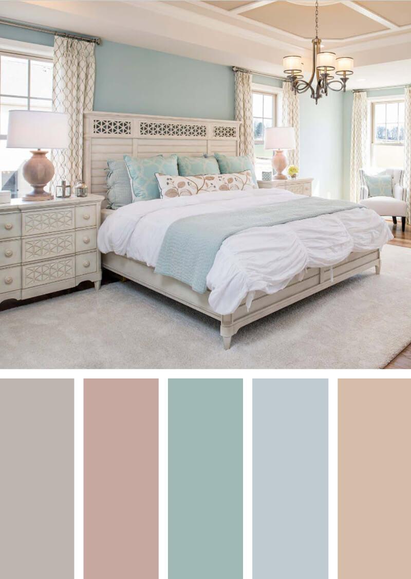 Cottage Color Scheme Ideas