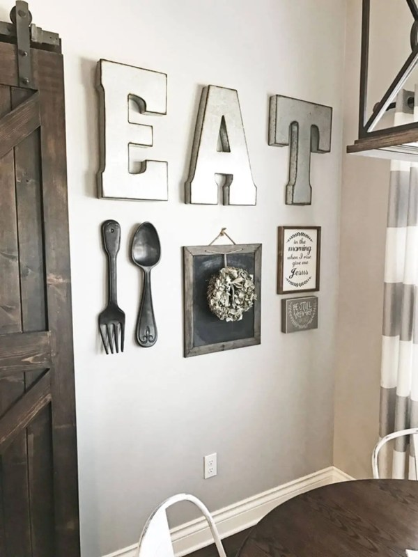 Kitchen Wall Decor Ideas And Design 2019