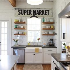 Decorating Ideas Kitchens Wellborn Kitchen Cabinets 36 Best Wall Decor And Designs For 2019 28 Vintage Super Market Sign