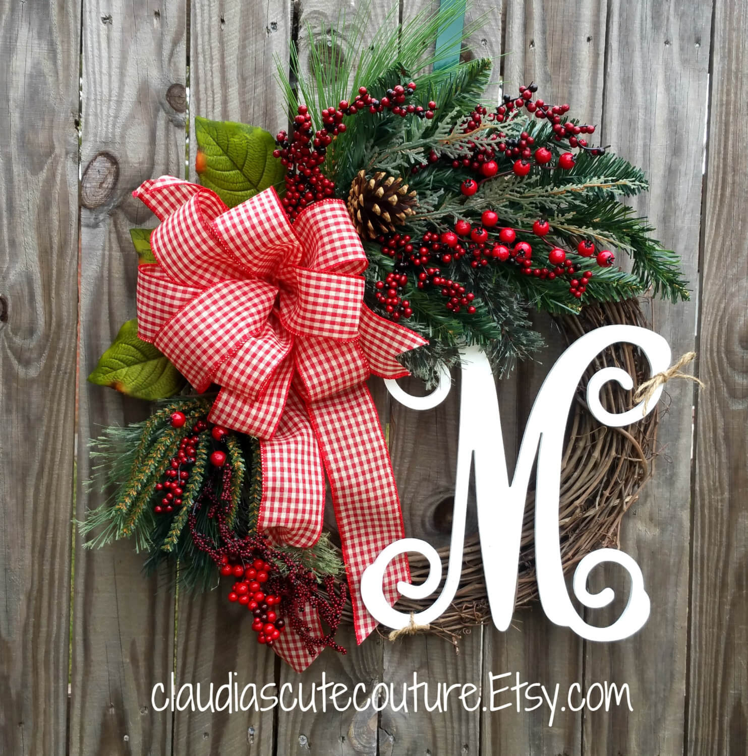 How To Make Christmas Wreath With Ornaments