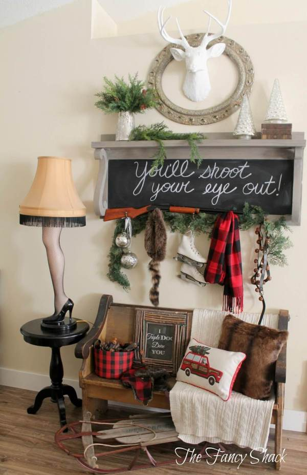 Buffalo Plaid Christmas Decorating Ideas