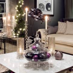Decorate Small Living Room For Christmas Corner Shelf Unit 32 Best Decor Ideas And Designs 2019 7 Three Kings Royalty Of Purple Gold