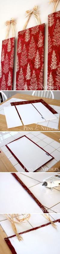 Fabric Wall Decoration - talentneeds.com