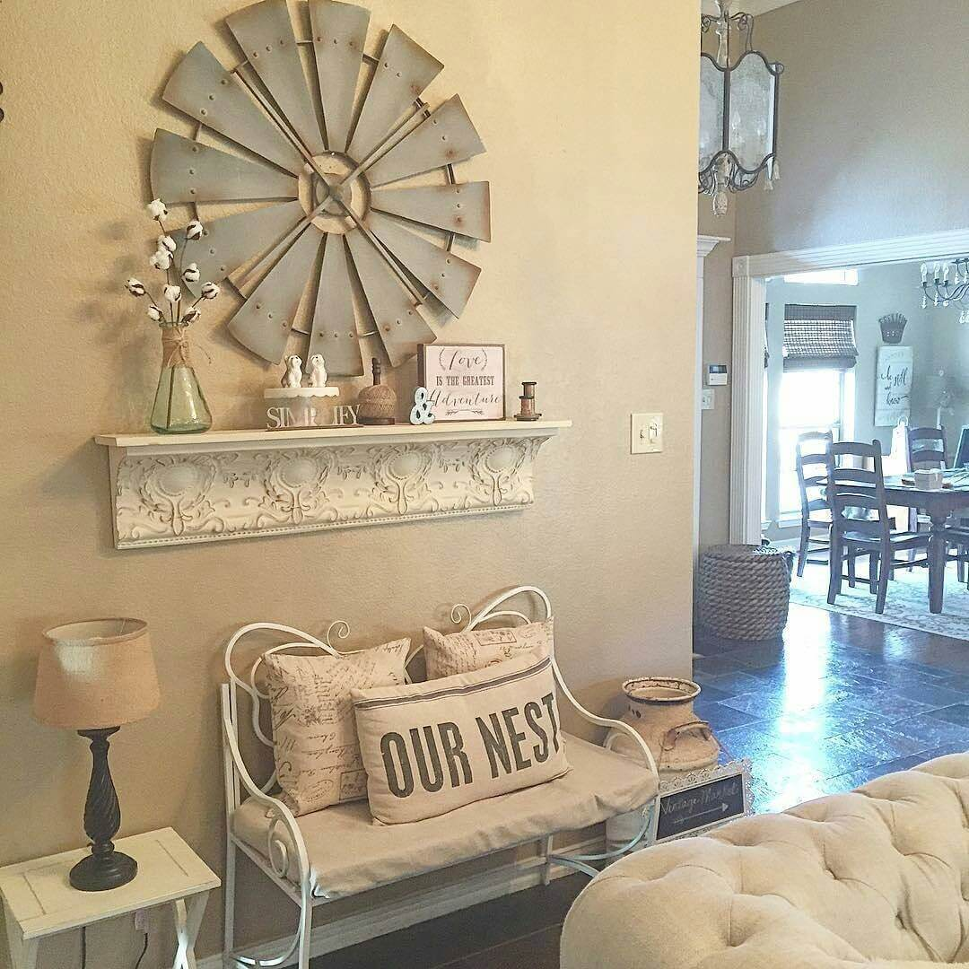 best living room seating arrangements design ideas for small apartments 50+ farmhouse furniture and decor designs ...