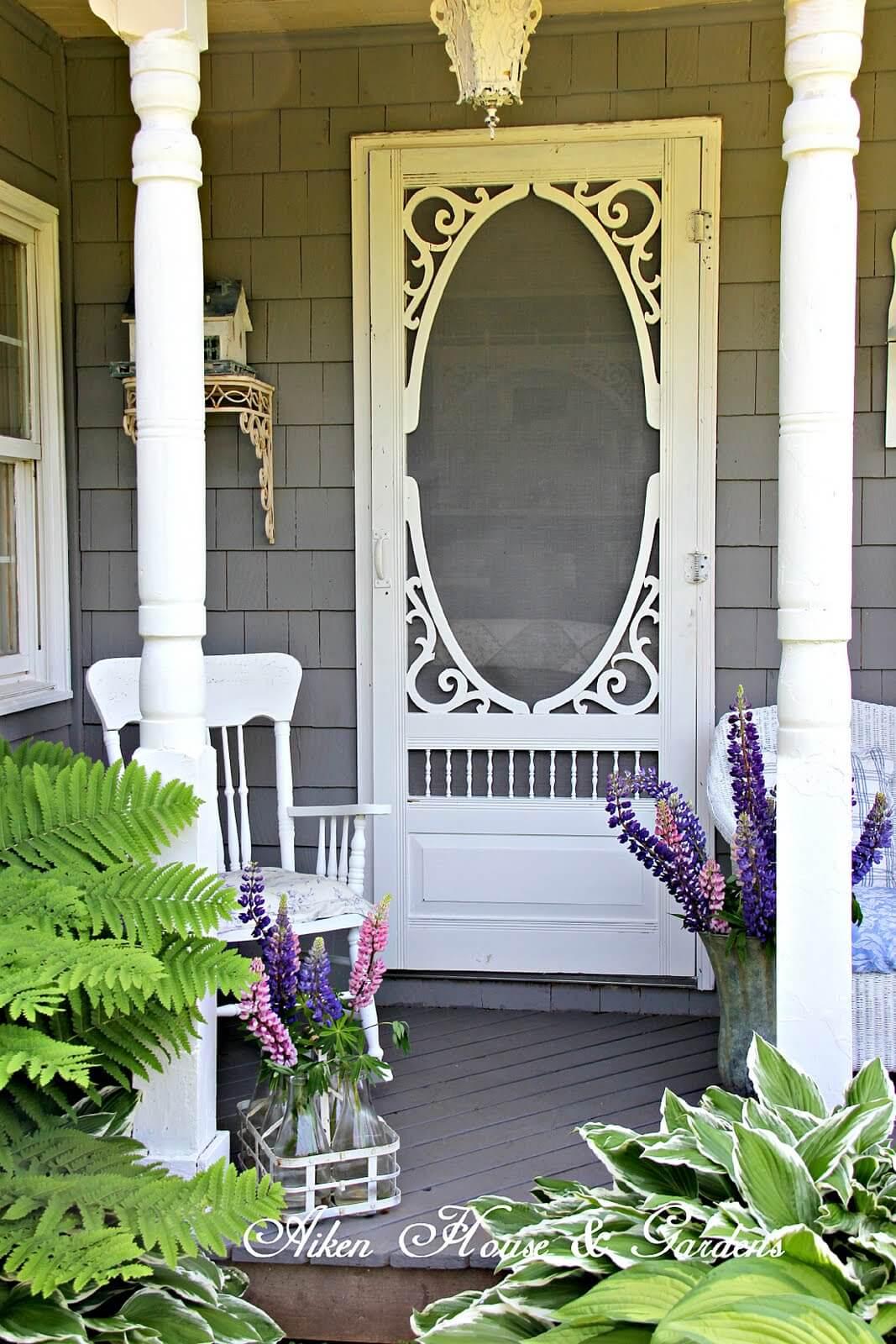 40 Best Vintage Porch Decor Ideas and Designs for 2019