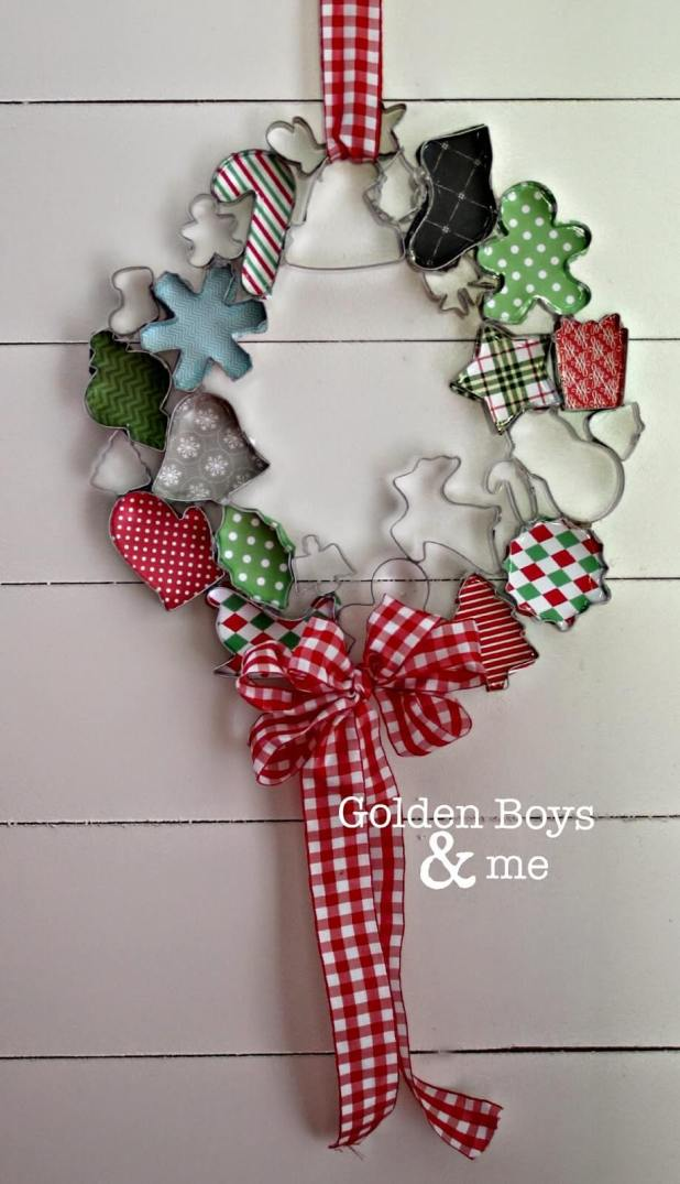 Cookie Cutter Christmas Accent for Festive Bakers