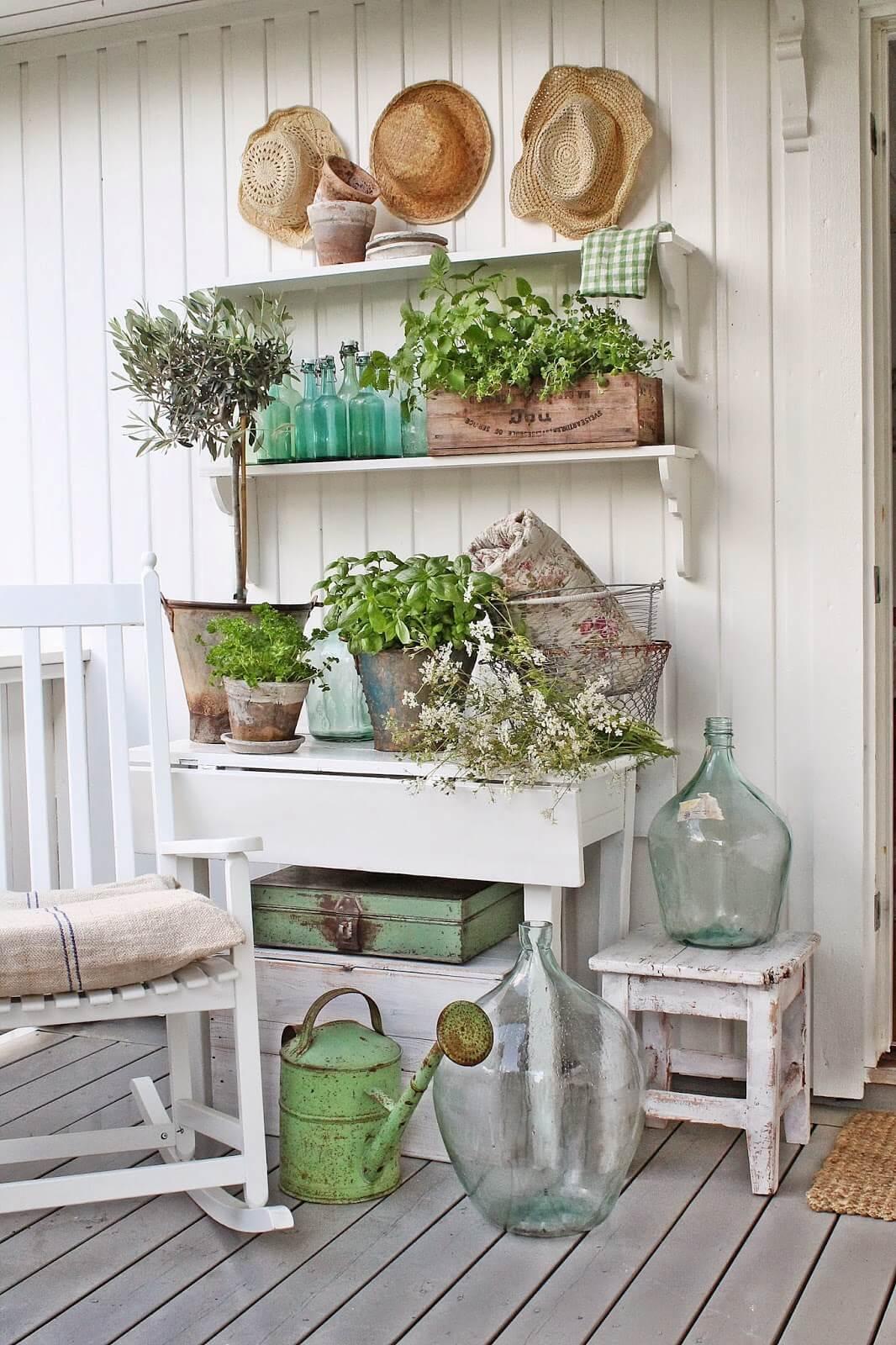 40 best vintage porch decor ideas and