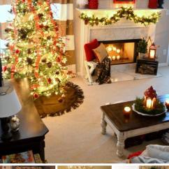 Christmas Decoration Ideas For Small Living Room Single Sofa Chairs 32 Best Decor And Designs 2019 Festive To Celebrate The Holidays With Style