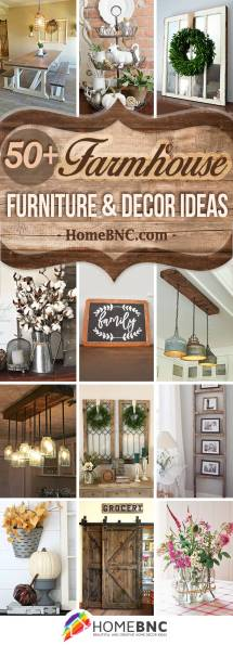 Farmhouse Furniture And Decor Ideas Design