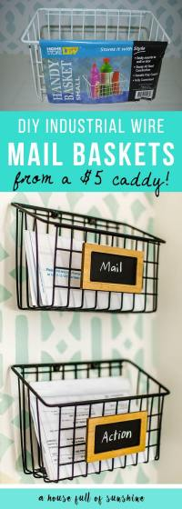 33 Best DIY Dollar Store Home Decor Ideas and Designs for 2018