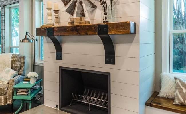 28 Best Farmhouse Mantel Decor Ideas And Designs For 2020