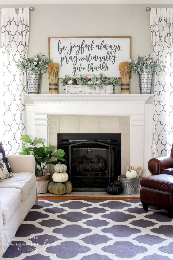 living room mantel decor decorating ideas for with light wood floors 28 best farmhouse and designs 2019 be joyful always autumn