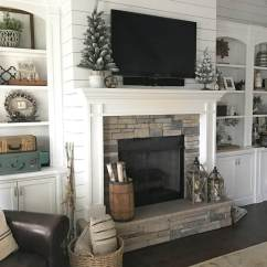 Kitschy Living Room Lime Green And Grey Ideas 28 Best Farmhouse Mantel Decor Designs For 2019