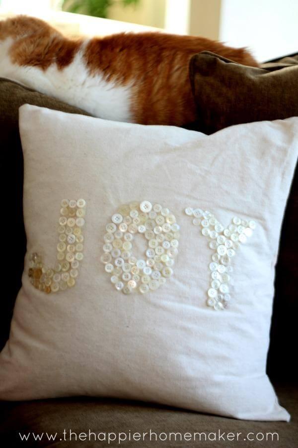 26 best diy pillow ideas and designs