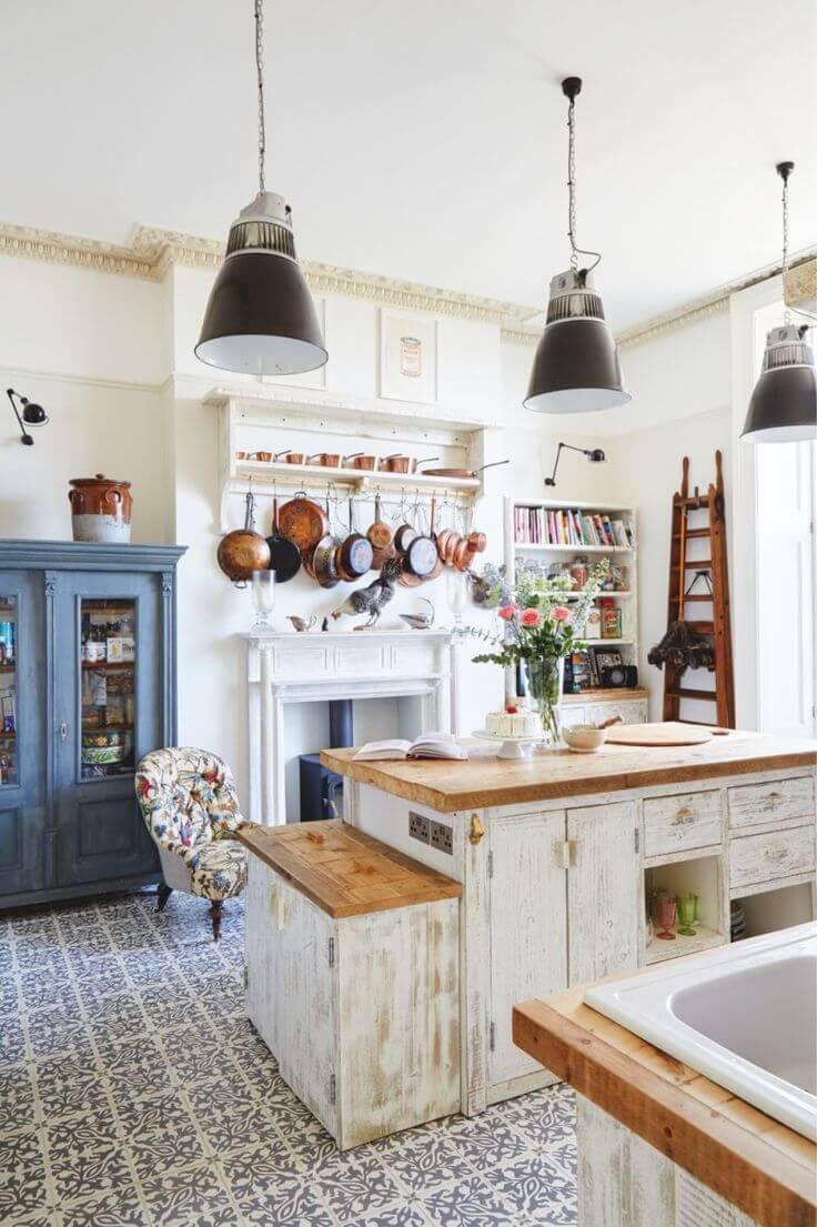 34 Best Vintage Kitchen Decor Ideas and Designs for 2019