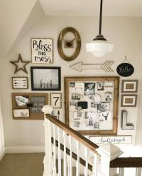 stairway decor ideas | Decoratingspecial.com