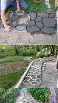 32 Best DIY Backyard Concrete Projects and Ideas for 2018