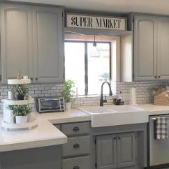 Farmhouse Kitchen Cabinets Remodel Simulator 35 Best Cabinet Ideas And Designs For 2019 Modern Light Gray