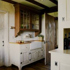 Farmhouse Kitchen Cabinets Black 35 Best Cabinet Ideas And Designs For 2019 Contrast With Dark Wood Distress White