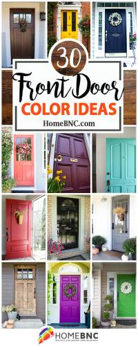 Entry Door Paint Ideas - Photos Wall and Door ...